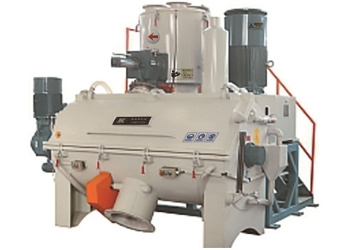 KBS-WN Series European Horizontal Mixer