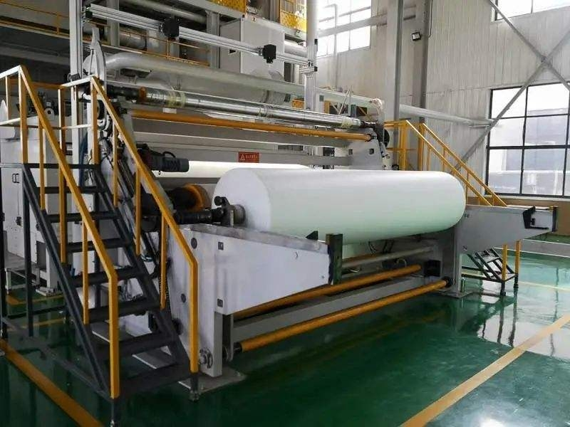Melt-blown cloth production line Fully Automatic 1200mm cloth