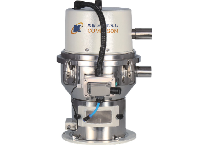 European style magnetic reed suction machine