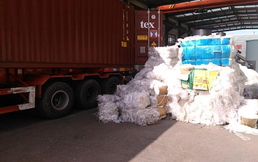 Waste PE/PP film,woven bag recycling washing production line
